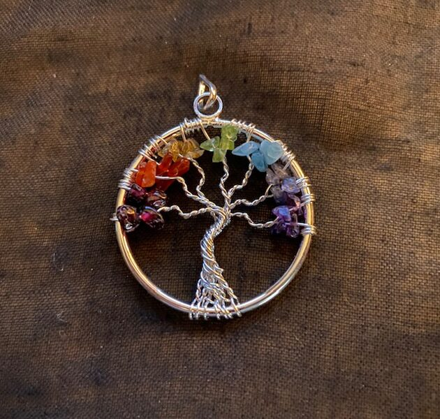 Tree of Life Pendant - only 10 available!